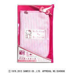 パスポートケース ハローキティ TK-22(1コ入)(発送可能時期:1週間-10日(通常))[日用品 その他]
