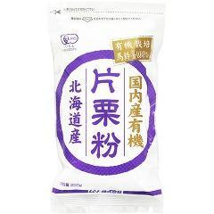 ムソー 国内産有機片栗粉(200g)(発送可能時期:3-7日(通常))[粉類その他]