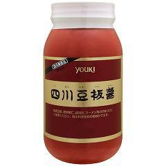 ユウキ 四川豆板醤(1kg)(発送可能時期:3-7日(通常))[中華調味料]