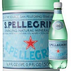 サンペレグリノ ペットボトル 炭酸水(500mL*24本入*2コセット)(発送可能時期:3-7日(通常))[海外ミネラルウォーター]【送料無料】