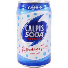 カルピスソーダ(350mL*24本入)(発送可能時期:1週間-10日(通常))[炭酸飲料]
