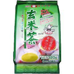玄米茶ティーバッグ(8g*40袋入)(発送可能時期:3-7日(通常))[玄米茶]