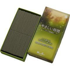 やさしい時間 森の香り(バラ詰約105g)(発送可能時期:3-7日(通常))[線香]
