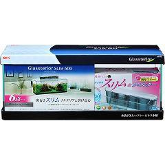 グラステリアスリム600 6点セット(1セット)(発送可能時期:3-7日(通常))[水槽]