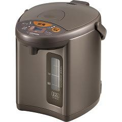 象印 マイコン沸とう電動ポット メタリックブラウン CD-WU22-TM(1台)(発送可能時期:3-7日(通常))[電気ポット・電気ケトル]