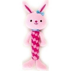 デンタルアニマル ウサギ(1コ入)(発送可能時期:3-7日(通常))[犬のおもちゃ・しつけ]