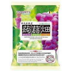 蒟蒻畑 ぶどう味(25g*12コ入)(発送可能時期:3-7日(通常))[ダイエットゼリー]
