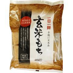 ムソー 玄米もち(特別栽培米使用)(315g*7コ入)(発送可能時期:3-7日(通常))[おもち]