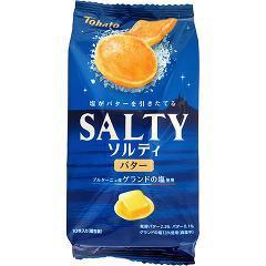 ソルティ バター(10枚入)(発送可能時期:1週間-10日(通常))[ビスケット・クッキー]