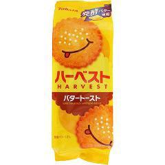 ハーベスト バタートースト(100g)(発送可能時期:1週間-10日(通常))[ビスケット・クッキー]