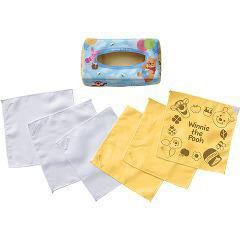 ディズニー 赤ちゃん専用ティッシュボックス くまのプーさん(1セット)(発送可能時期:3-7日(通常))[ベビー玩具・赤ちゃんおもちゃ その他]