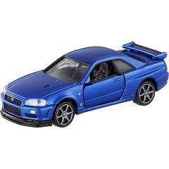 トミカ トミカプレミアム 11 日産 スカイライン GT-R V-SPEC2 Nur(1コ入)(発送可能時期:3-7日(通常))[電車・ミニカー]
