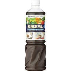 ミツカン カロリー40 和風おろし(1L)(発送可能時期:1週間-10日(通常))[ドレッシング]