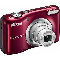 ニコン デジタルカメラ クールピクス A10 レッド(1台)(発送可能時期:1週間-10日(通常))[生活用品 その他]