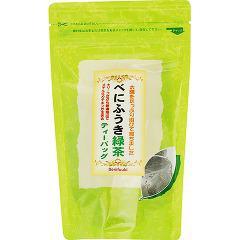 うららか べにふうき緑茶 ティーバッグ 41388(2g*20コ入)(発送可能時期:3-7日(通常))[べにふうき(紅富貴)]