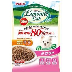 ペティオ リモナイトラボ チワワ用(1kg)(発送可能時期:3-7日(通常))[ドッグフード(ソフト・セミモイスト)]