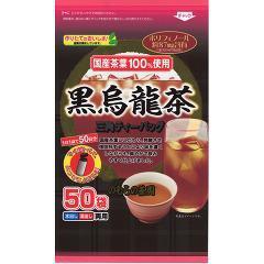 のむらの茶園 国産黒烏龍茶 ティーバッグ(3g*50袋入)(発送可能時期:1週間-10日(通常))[烏龍茶(ウーロン茶)]