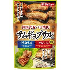 ダイショー 韓国式豚バラ焼肉 サムギョプサルの素(100g)(発送可能時期:1週間-10日(通常))[味噌 (みそ)]