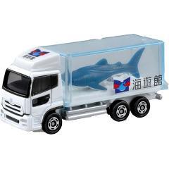 トミカ 箱069 水族館トラック(サメ)(1コ入)(発送可能時期:3-7日(通常))[電車・ミニカー]