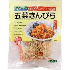 和惣菜キット 五菜きんぴら だし付き(68.1g)(発送可能時期:3-7日(通常))[乾物]