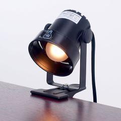 エルパ クリップライト SPOT-CS25(BK)(1コ入)(発送可能時期:3-7日(通常))[クリップライト]