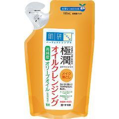 肌研(ハダラボ) 極潤 オイルクレンジング つめかえ用(180mL)(発送可能時期:3-7日(通常))[クレンジングオイル]