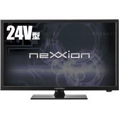 ネクシオン 24V型 地上デジタル ハイビジョン 液晶テレビ WS-TV2455B(1台)(発送可能時期:1週間-10日(通常))[液晶テレビ]