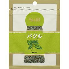 S&B バジル 袋入り(7g)(発送可能時期:3-7日(通常))[香辛料]