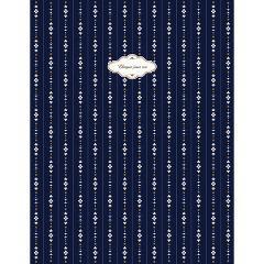 フジカラー フリーアルバム F-10Bグラス ネイビー(1コ入)(発送可能時期:3-7日(通常))[映像関連 その他]