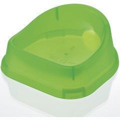 リッチェル COペット食器 グリーン Sサイズ(1コ入)(発送可能時期:3-7日(通常))[ペットの雑貨・ケアグッズ]