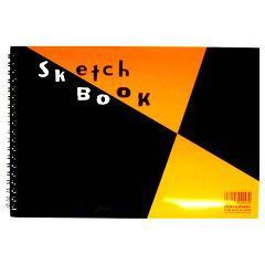 図案シリーズ スケッチブック B5(1冊)(発送可能時期:3-7日(通常))[文房具 その他]