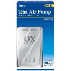 テトラ エアーポンプ OX-30(1コ入)(発送可能時期:3-7日(通常))[アクアリウム用空気ポンプ]