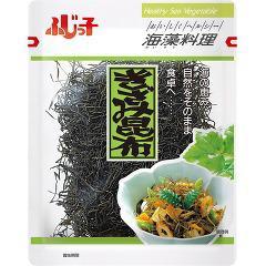 ふじっ子 海藻料理 きざみ昆布(27g)(発送可能時期:3-7日(通常))[乾物]