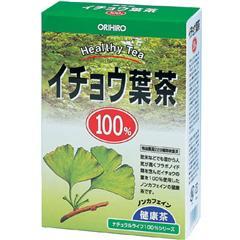 ナチュラルライフ ティー100% イチョウ葉茶(2g*26包入)(発送可能時期:3-7日(通常))[お茶 その他]
