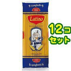 ラティーノ スパゲッティ(1kg*12コセット)(発送可能時期:3-7日(通常))[パスタ]