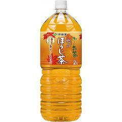 お〜いお茶 絶品ほうじ茶(2L*6本入)(発送可能時期:3-7日(通常))[ほうじ茶]
