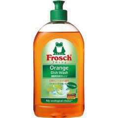 【訳あり】フロッシュ 食器用洗剤 オレンジ(500mL)(発送可能時期:3-7日(通常))[食器用洗剤]