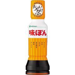 冷しゃぶ、サラダに ミツカン 味ぽん(190mL)(発送可能時期:3-7日(通常))[ポン酢・合わせ酢]