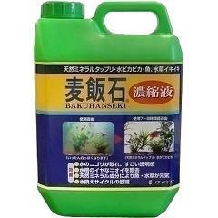 麦飯石濃縮液(2L)(発送可能時期:3-7日(通常))[アクアリウム用水質調整]