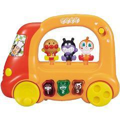 ベビラボ アンパンマン ころころメロディバス(1セット)(発送可能時期:3-7日(通常))[ベビー玩具・赤ちゃんおもちゃ その他]