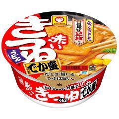マルちゃん 赤いきつねうどん でか盛(1コ入)(発送可能時期:1週間-10日(通常))[カップ麺]