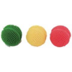 ドギーマン チクチクボール(1コ入)(発送可能時期:3-7日(通常))[犬のおもちゃ・しつけ]