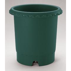 リッチェル バラ鉢 10号 ダークグリーン(1コ入)(発送可能時期:1週間-10日(通常))[鉢・プランター・受皿]