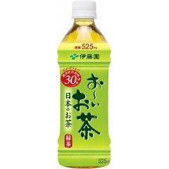 お〜いお茶 緑茶(525mL*48本)(発送可能時期:1-5日(通常))[緑茶]【送料無料】