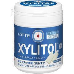 キシリトール ガム フレッシュミント ファミリーボトル(143g)(発送可能時期:3-7日(通常))[ガム]