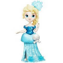 ディズニー アナと雪の女王 リトルキングダム キラキラドレス エルサ(1コ入)(発送可能時期:3-7日(通常))[人形]