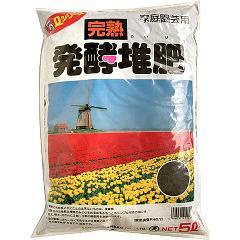 秋本天産物 完熟発酵堆肥(5L) (発送可能時期:1週間-10日(通常))[用土]
