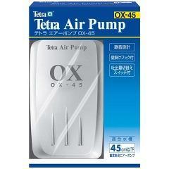 テトラ エアーポンプ OX-45(1コ入)(発送可能時期:3-7日(通常))[アクアリウム用空気ポンプ]