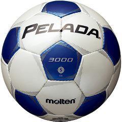 モルテン サッカーボール ペレーダ3000 5号 F5P3000-WB(1コ入)(発送可能時期:3-7日(通常))[サッカー用(ボール)]
