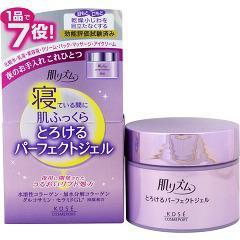 肌リズム うるおい濃密ジェル 化粧水(100g)(発送可能時期:3-7日(通常))[オールインワン美容液]